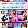 Affiche YOUSSEF ANIMATION 02