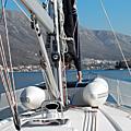 Croisière d'hiver en dalmatie du 11 au 18 février 2017. 16 février, la marina, les remparts et le vieux port de dubrovnik. vidéo