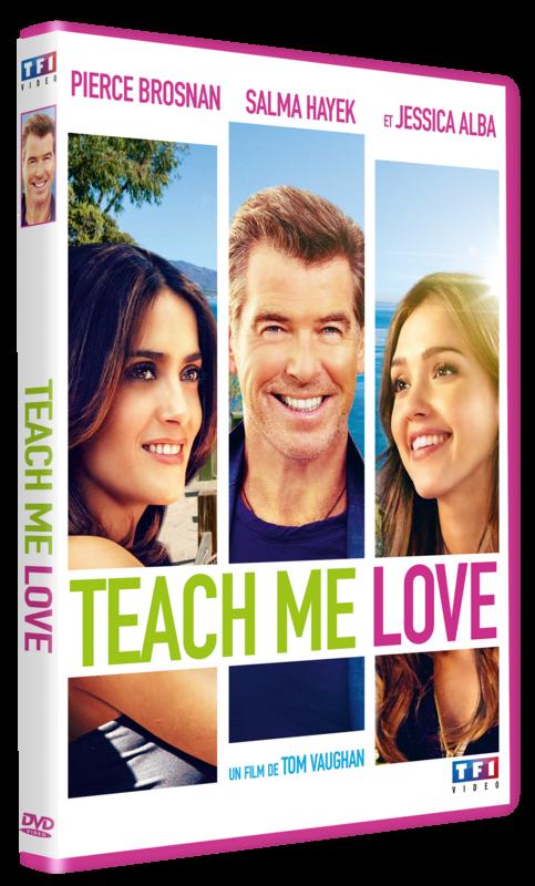 TEACH ME LOVE - VISUEL DVD
