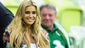 supportrice Irlande du nord