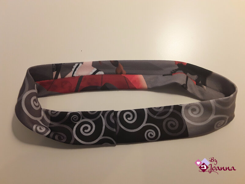 7 head band By Joanna Nidillus