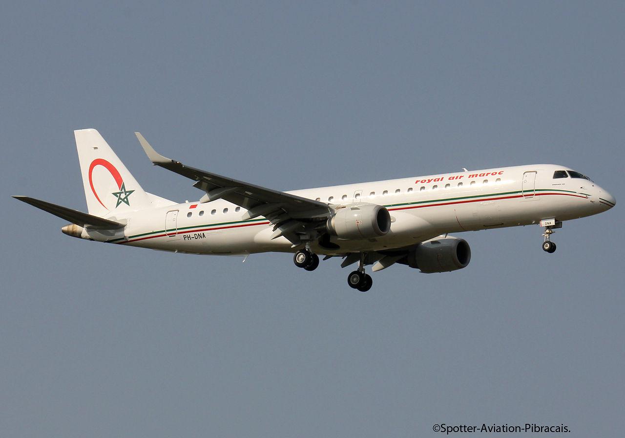 Royal Air Maroc (RAM)(Denim Air)