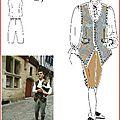 A&a patrons - gilet et culotte xviiième p701