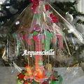 Manège de bonbons emballé avant livraison
