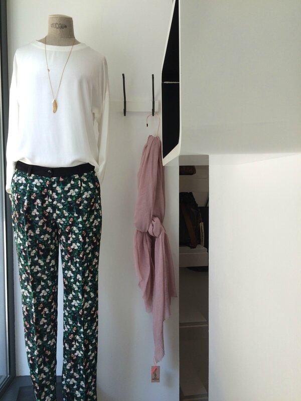 Collection MY SUNDAY MORNING prêt-à-porter automne hiver 2015 2016 Boutique Avant-Après 29 rue Foch 34000 Montpellier