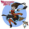 Horcruxcaptor Harry