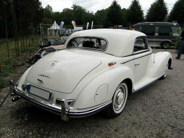 mercedes benz 300 s coupe w188 1951 1958 4