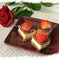 Cheesecake aux fraises 15