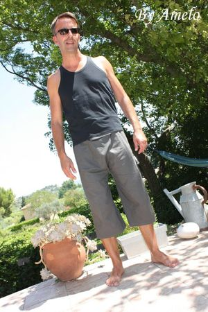Pantalon Thaï Présentation