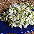 Rougail fleur mouroung