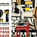 Paul rosenberg : 21 rue la boétie, exposition au musée maillol