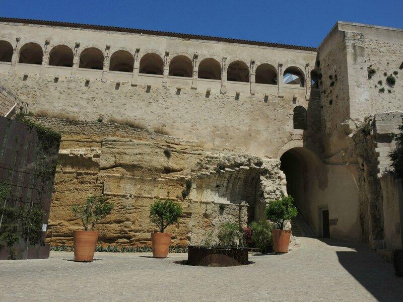 Marseille, le Mucem, Fort Saint-Jean 2 (13)