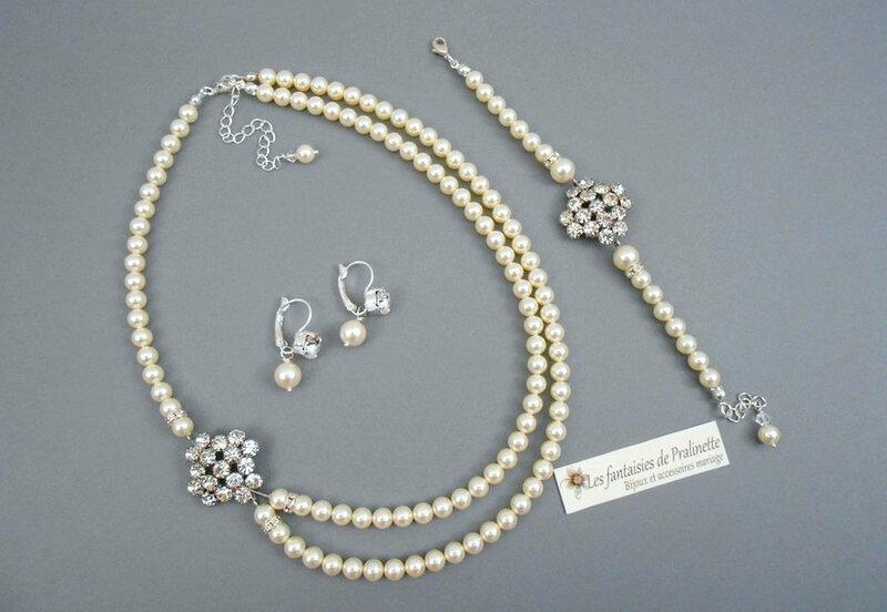 bijoux-mariage-retro-vintage-perles-et-cristaux-mariees-collier-double-rangs