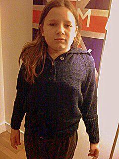 Marinière fille taille 12 ans