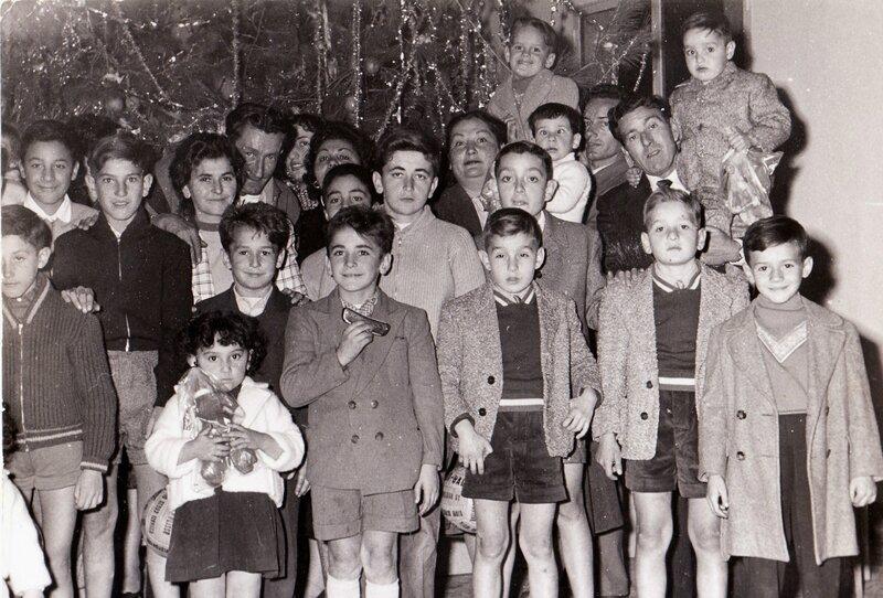 NOEL DE LA CTM à la CCde MRK 1956