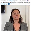 Camille chaize part en guerre contre la langue arabe et les