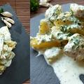 Baeckeoffe poulet crème ail & persil
