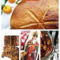 Christmas is coming! petit récapitulatif des recettes de noël du blog