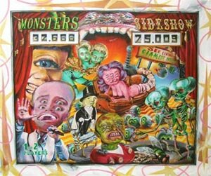 monsters sideshow