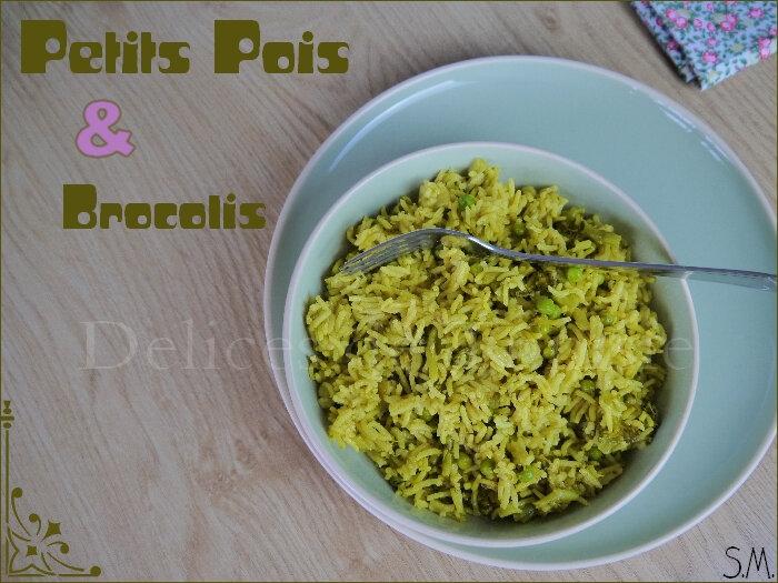 Riz aux brocolis 2