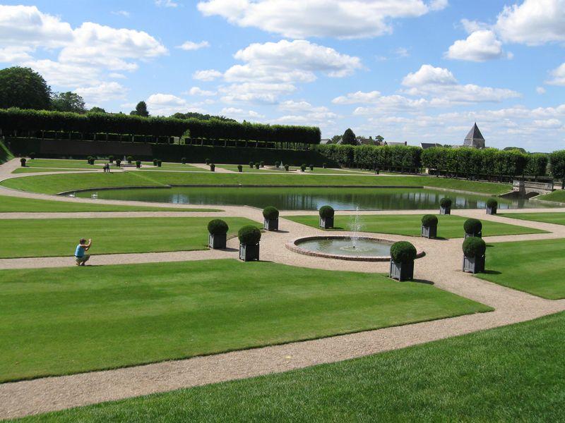 Parc Du Domaine De Grenade Comit Des Parcs Et Jardins