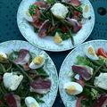 Salade périgordine