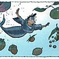 Sirène dans les rêves... case extraite de les psys n°15 - bedu et cauvin