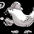 Pourquoi pigeon?