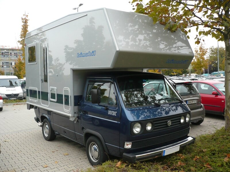 volkswagen transporter t3 camping car bimobil vroom vroom. Black Bedroom Furniture Sets. Home Design Ideas