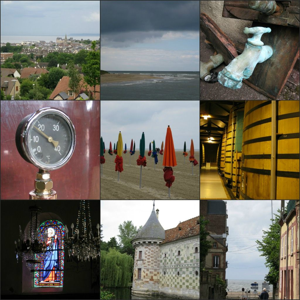 houlgate collage