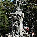 Punta Arenas Statue de Magellan