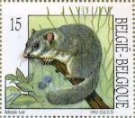 timbre belge