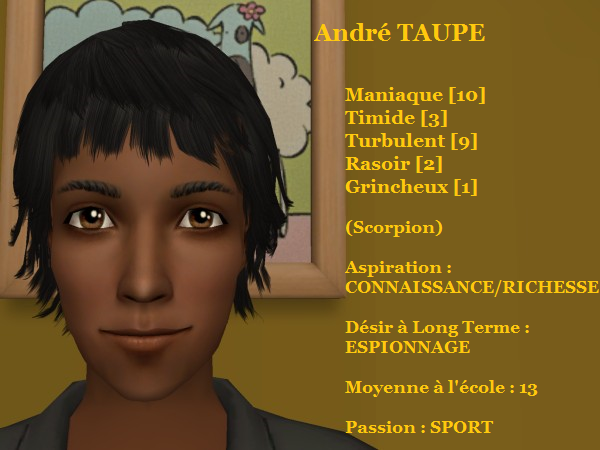 André TAUPE