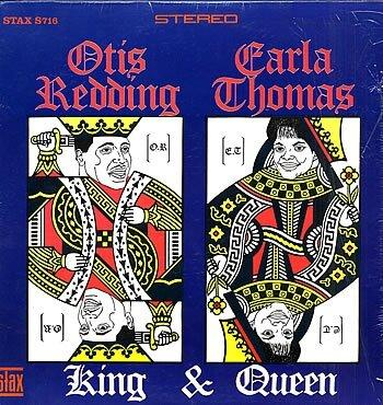 Otis+Redding+-+King+&+Queen+-+LP+RECORD-286032