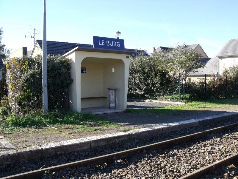 Le Burg (Corrèze - 19) 1
