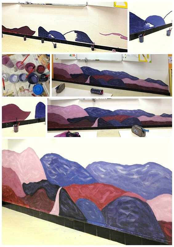 fresque Bretteville su Laize