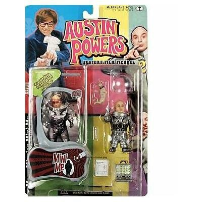 mcfarlane toys austin powers moon mission mini me