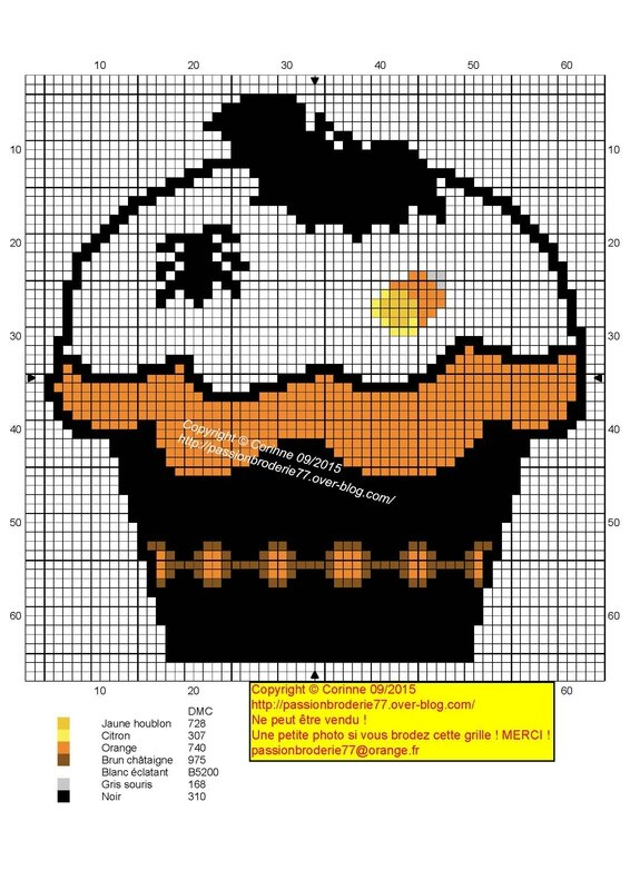 Cup cake Hallow