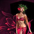 Fleur de tahiti