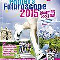 Marathon du futuroscope 2015 à poitiers 11eme édition