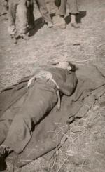 soldat mort