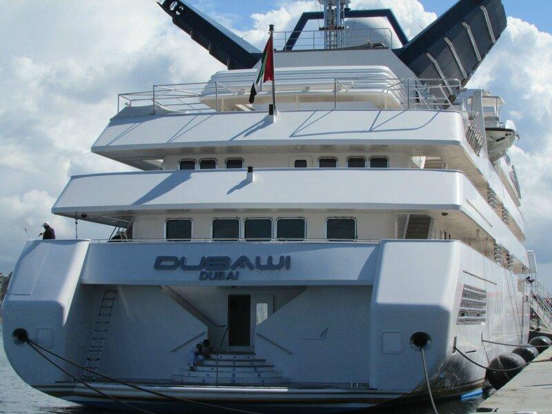 Yacht de dubaï Emir et grosses vagues gd marées 15 août 2014 003