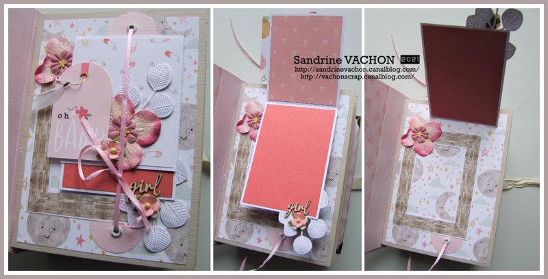Sandrine VACHON mini album baby (2)
