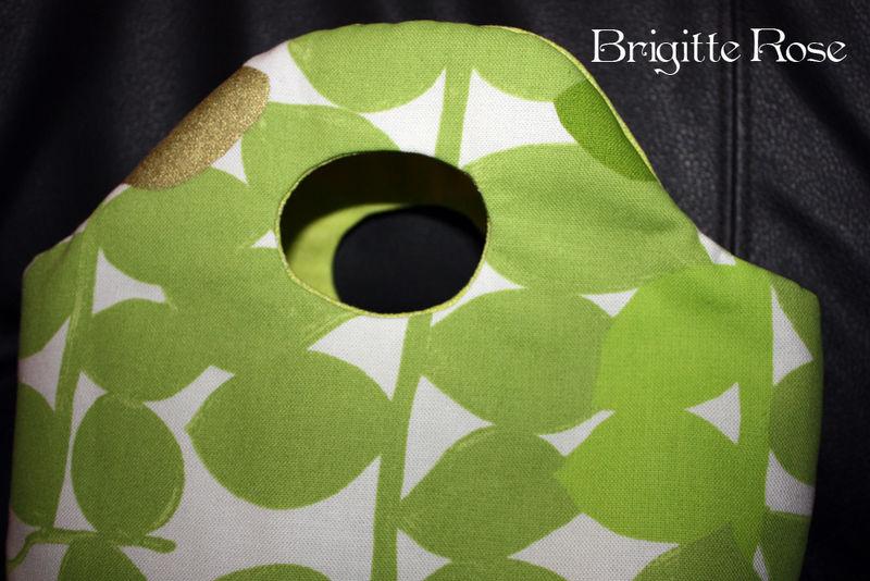62- Le sac à goûter de Brigitte Rose