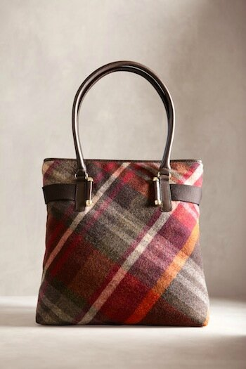 Talbots-Fall-2012-Blanket-plaid-tote