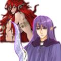 Chapitre 08: elfe de feu et elfe de foudre - par ange de cristal