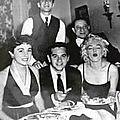 02/12/1954 le retour de sammy davis jr.