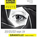 2019 - 20/21/22 septembre - l'oeil ouvert
