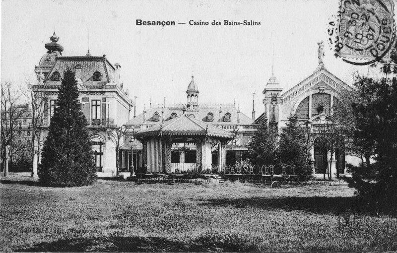 K - Casino des Bains Salins