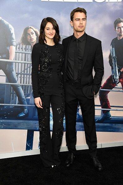 Divergent 3_Allegiant - New York Premiere 07